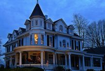Homes that ignite my imagination! / by Marci Johnson