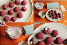 Recipes - Cake Pops / by Maria Carriger