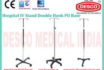 I V Stand Suppliers in India / We own a rich experience in dealing with IV Stand in the industry. Our offered range of IV Stand is easily and conveniently used by the user located at different hospitals and clinics in India.