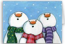 Lumiukot-kuvat