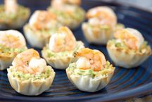 Appetizers we Love!- Recipes / Repinned from users on Pinterest!