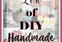 Getting crafty / Arts and crafts projects for grown-ups to inspire creativity.
