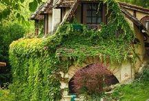 fairytale places / lugares de cuento de hadas/ fairytale places