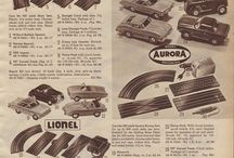 Slot Car Sets Throughout The Years / by Gary Johnson