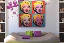 20 Marilyn Monroe Room Ideas / 20 Marilyn Monroe Room Ideas