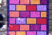 Brick Wall Free Motion Quilt Along