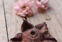 Pot-pourri / Pot-pourri, fiori, profumi - flowers, perfumes