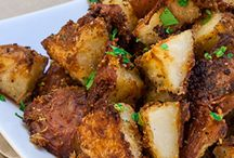 Food: Potatoes and root veggies / by Shai Fosbery