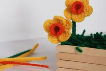 Mothering Sunday / Crafts for Kids to make for Mothering Sunday