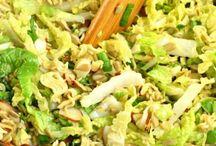 Food- Veggie  (sides)