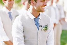 Male wedding attire