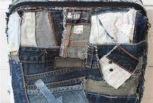 koffer v jeans