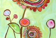 Crafts-Eclectic Ladybug / by Carole Kilsdonk