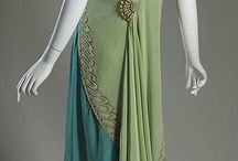 Art deco clothes