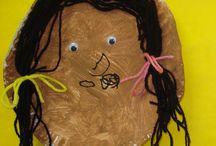 Preschool - All About Me / by Morgan Dixon