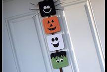Holidays - Halloween, Decorations