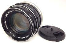 MINOLTA MC ROKKOR PF 55mm f/1.7 MF MD Mount Lens