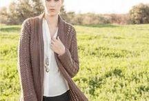 Crochet Jacket Inspiration