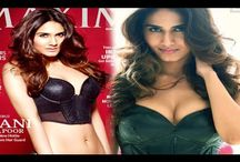 Vaani Kapoor Goes Bold for Maxim Photoshoot
