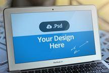 Graphic Design PSD's