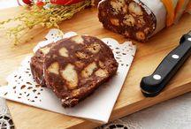 Salame alla Nutella e mascarpone