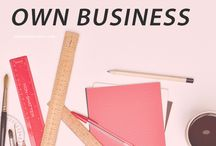 Super Awesome Business Advice for Bloggers, Etsy Sellers and Small Businesses / 0