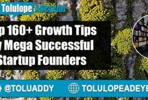 Top 160 #GrowthTips By Mega-Successful #Startup #Founders by...