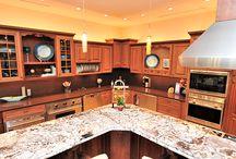 TTS Granite Kitchens / Kitchen Work Completed By TTS Granite For more information, visit us online at www.ttsgranite.com.