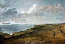 John Constable / English artist (1776-1837)