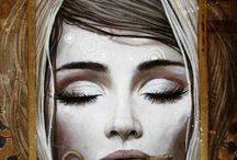 Sophie Wilkins Art