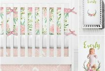 Nursery Themes // Watercolor