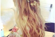 Hairstyles for brides. Inspiration. / Real ideas for bridal hairstyles.