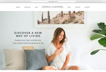 Website Header Inspiration / Inspiration for home page header layouts