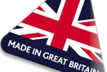 Made in England / Quality products Made in England.