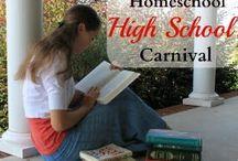 High School - Help / by AussieHomeschool