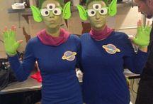 Alien Costume Ideas