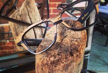 The Marilyn / Wood glasses and wood sunglasses