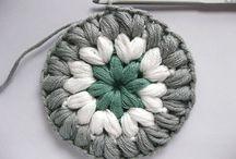 Crochet squares ⚛️