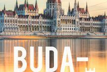 Ungarn / Tipps und Ideen für den Urlaub in Budapest und Ungarn