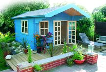 Our Products / A selection of some of the awesome Log Cabins and Sheds that we supply to our customers