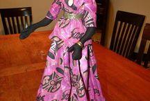 Gloria grandy doll of colour