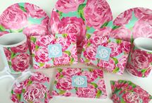 Lilly Lovers / All things preppy, Lilly inspired, and simply fabulous. A combination of clothing/accessories, home décor, entertaining, holiday, and anything that is preppy and Lilly inspired. Invite your friends and we can all pin!