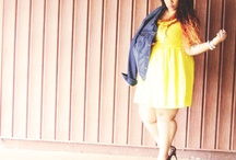 SPRING FASHION/STYLE LOOK BOOK 2013 / This is my Plus Size Spring Look Book for 2013 #plus #plussize #blog #fashion