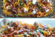 Casseroles / by Heather