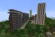 Minecrafteate!! / Construcciones de Minecraft, replicas y ciudades de todo tipo, entrad y opinad.  http://minecrafteate2014.blogspot.com