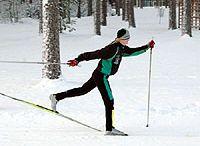 Talviliikunta, hiihto