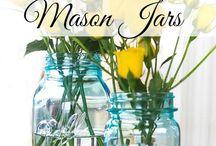 Masson Jars