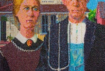 Artitsts-Grant Wood / by Katie Barber