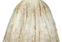 Dresses of 1900-1950s / dresses