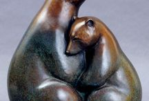 Sculpture animals
